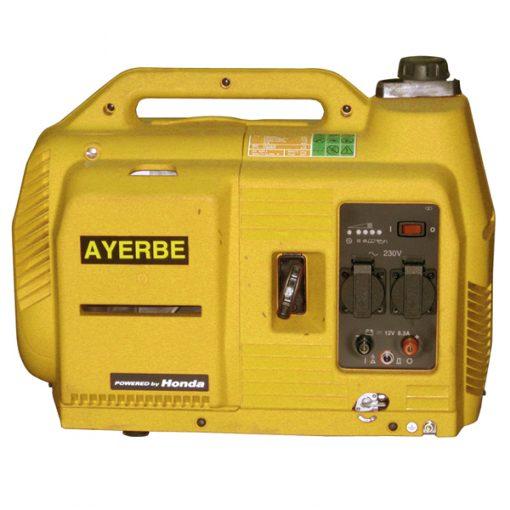 AY 1000 H INS Generador Portátil Inverter Ayerbe Motor Honda