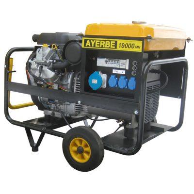 AY-19000 V MN Generador Eléctrico Ayerbe Motor Vanguard