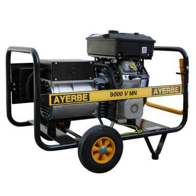 AY-9000 V MN Generador Eléctrico Ayerbe Motor Vanguard Gasolina