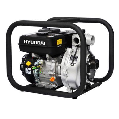 HYH50 Motobomba Hyundai Gasolina de Alta Presión