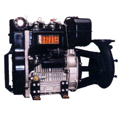 AY-625 AP Motobomba Ayerbe Motor Lombardini Diésel