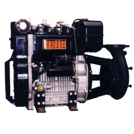 AY-625 BP Motobomba Ayerbe Motor Lombardini Diésel