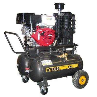 AY-800-H Compresor de Aire Ayerbe Motor Honda Gasolina