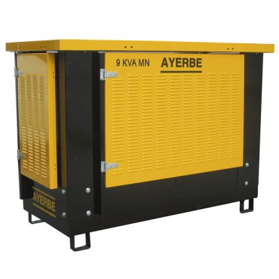 AY-1500-10 LA MN Grupo Electrógeno Insonorizado Ayerbe Motor Lombardini