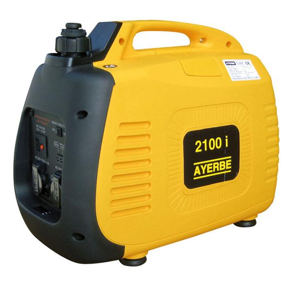 Ay 2100 kt inv generador port til inverter ayerbe motor - Generadores de gasolina ...