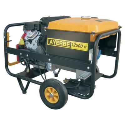 AY-12500 H TX E Generador Eléctrico Ayerbe Motor Honda