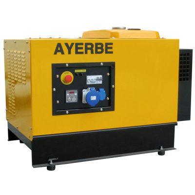 AY-5000 H INS E Generador Insonorizado Ayerbe Motor Honda