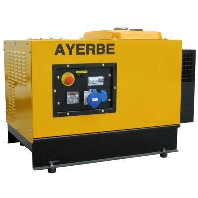 AY-8000 H INS E Generador Insonorizado Ayerbe Motor Honda Gasolina