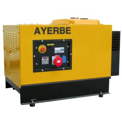 AY-8000 H TX INS E Generador Insonorizado Ayerbe Motor Honda Gasolina