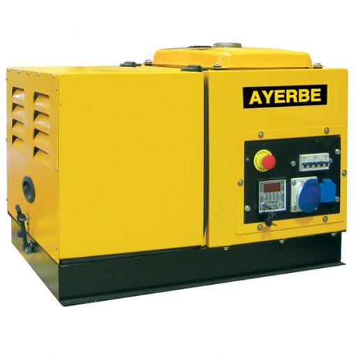 AY-8000 KT INS E Generador Insonorizado Ayerbe Motor Kiotsu