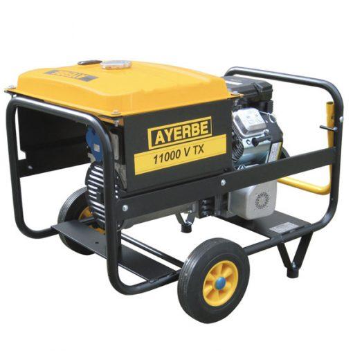 AY-11000 V TX Generador Eléctrico Ayerbe Motor Vanguard