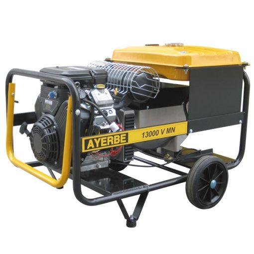 AY-13000 V MN Generador Eléctrico Ayerbe Motor Vanguard