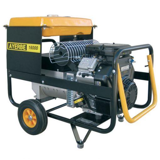 AY-16000 V TX Generador Eléctrico Ayerbe Motor Vanguard