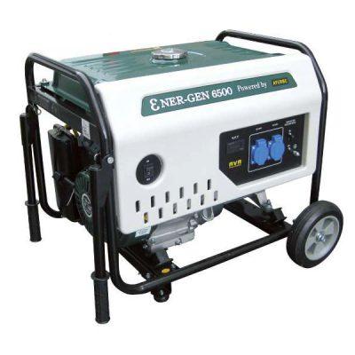 ENER-GEN 6500 Generador Sistema AVR Ayerbe Motor Kiotsu