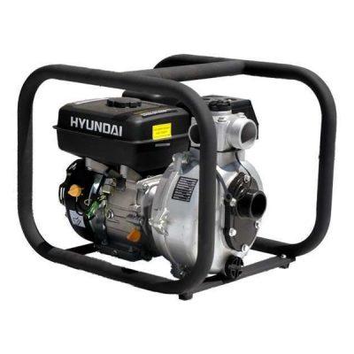 HYH40-2 Motobomba Hyundai Gasolina de Alta Presión