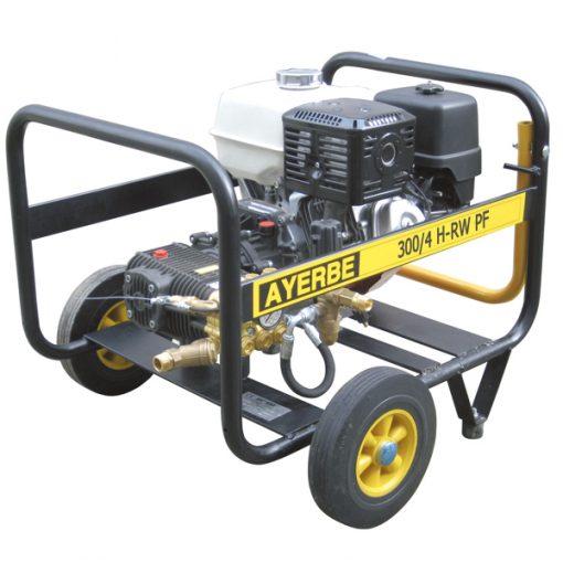 AY-300/4 H Hidrolimpiadora Ayerbe Motor Honda Gasolina