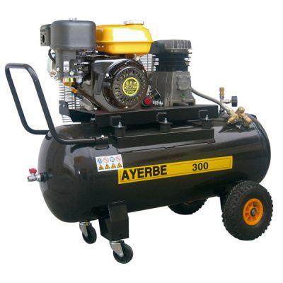 AY-300-KT Compresor de Aire Ayerbe Motor Kiotsu Gasolina