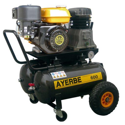 AY-600-KT Compresor de Aire Ayerbe Motor Kiotsu Gasolina