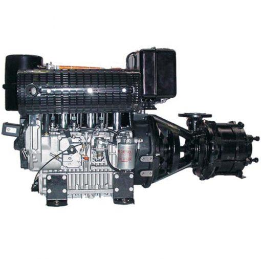 AY-626 MP Motobomba Ayerbe Motor Lombardini Diésel