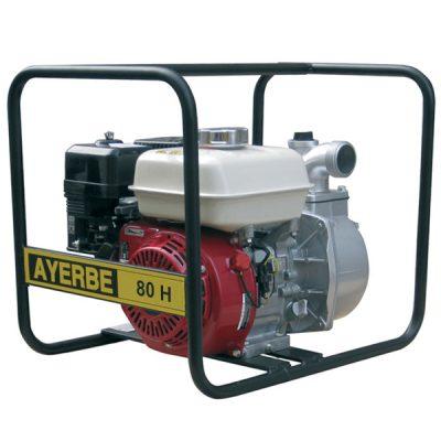 AY-80 H Motobomba Ayerbe Motor Honda Gasolina