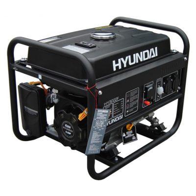 HHY3000F Generador Hyundai Gasolina Serie Home Monofásico