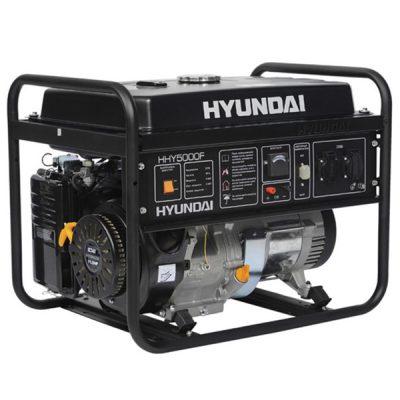 HHY5000F Generador Hyundai Gasolina Serie Home Monofásico