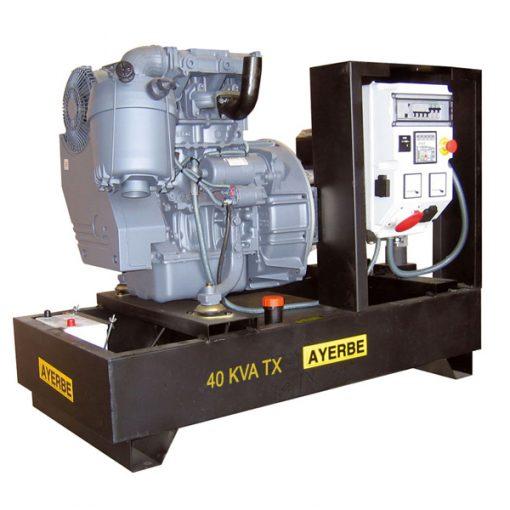 AY-1500-40 DA TX Grupo Electrógeno Abierto Ayerbe Motor Deutz