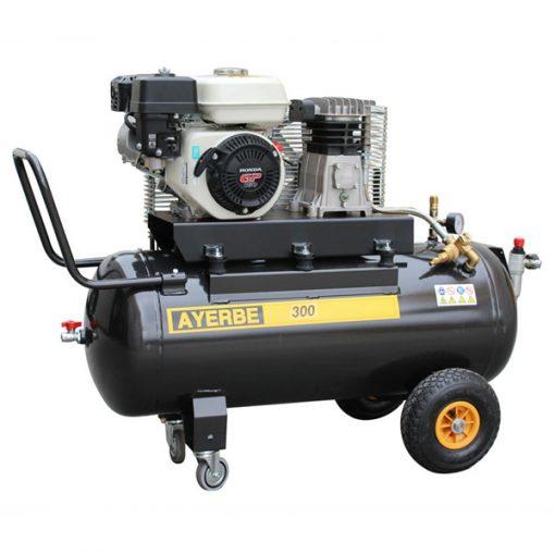 AY-300-H Compresor de Aire Ayerbe Motor Honda Gasolina
