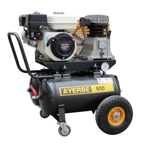 AY-600-H Moto Compresor de Aire Ayerbe Motor Honda Gasolina