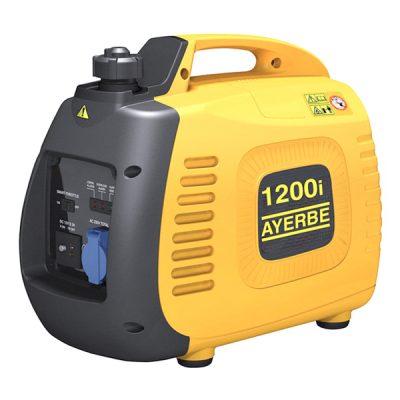 AY-1200 KT INV Generador Portátil Inverter Ayerbe Motor Kiotsu