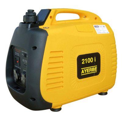 AY-2100 KT INV Generador Portátil Inverter Ayerbe Motor Kiotsu