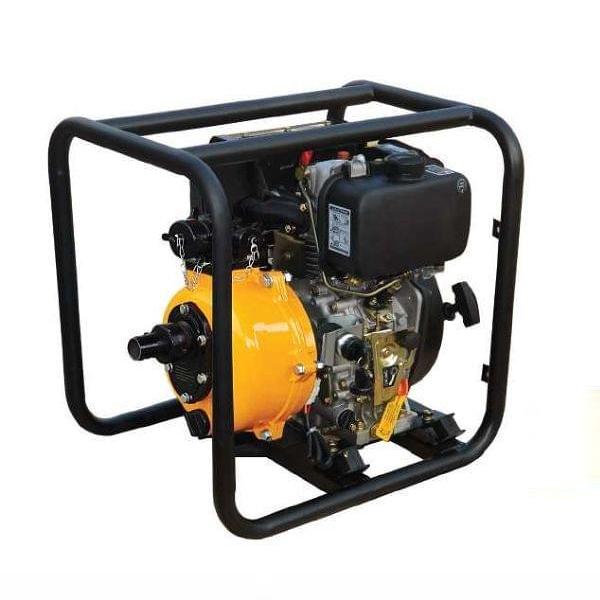 DHYH40E-2 Motobomba Hyundai Diesel de Alta Presión