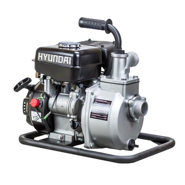 HY40 Motobomba Hyundai Gasolina para Aguas Limpias