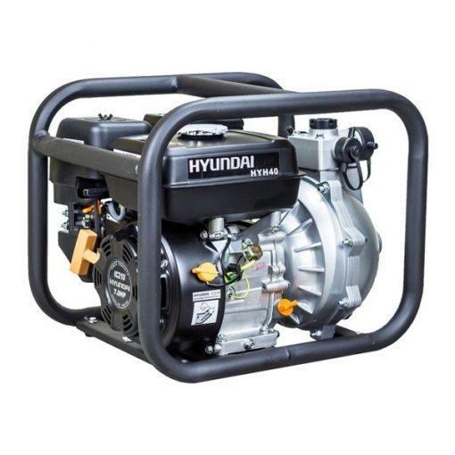 HYH40 Motobomba Hyundai Gasolina de Alta Presión