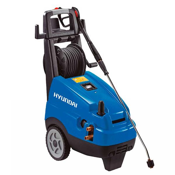 HYWE20-100 PRO Hidrolimpiadora Hyundai Motor Eléctrico 400V Caudal 1020L/H Agua Fría